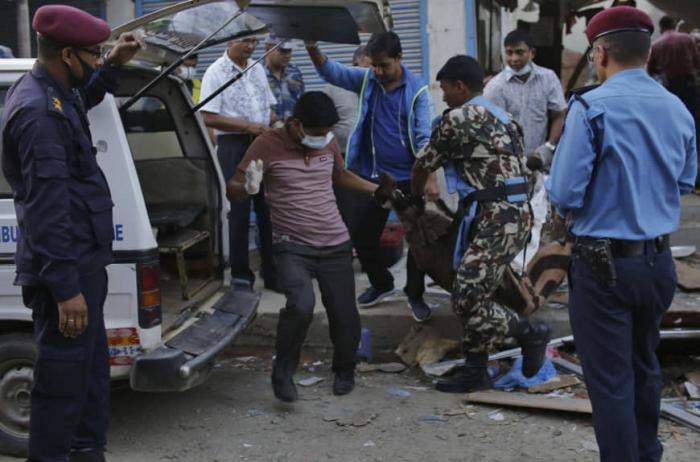 3 killed, 5 injured in Nepal twin blasts