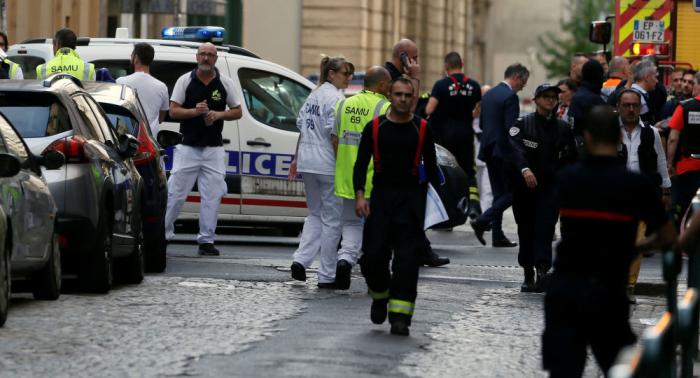 Frankreichs Innenminister: Verdächtiger nach Explosion in Lyon festgenommen