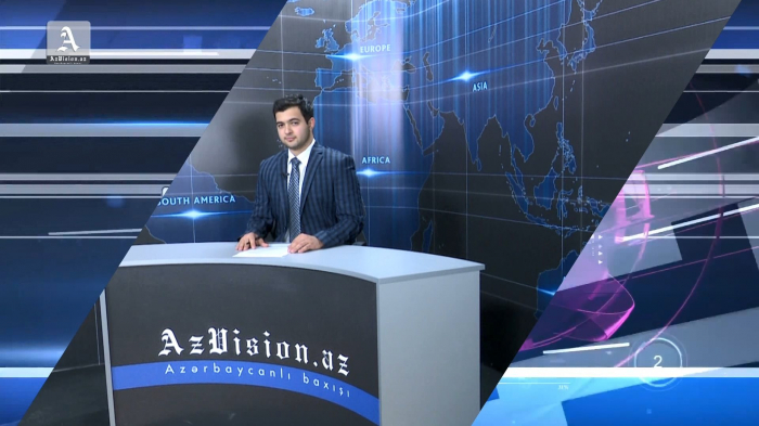 AzVision TV releases new edition of news in German for May 27 -  VIDEO