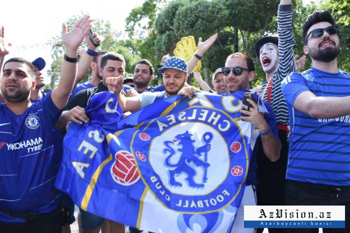 Baku Fan Festival: 2 Days to go until Europa League Final -   PHOTOS