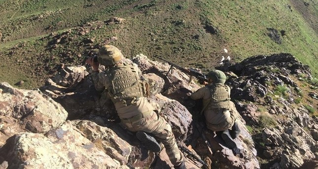 Turkey launches operation against PKK in north Iraq