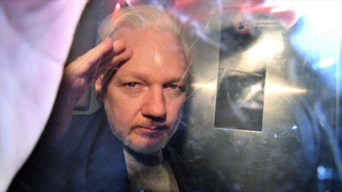 WikiLeaks expresa preocupación por deterioro de salud de Assange