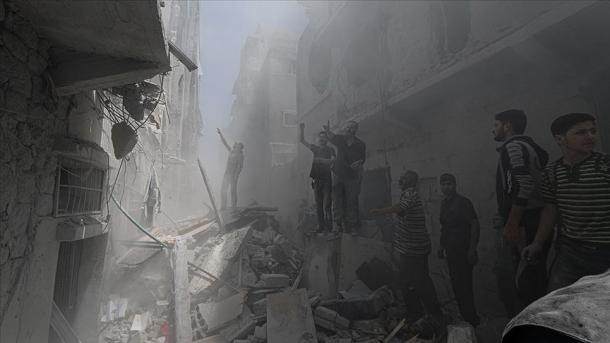La ONU y la UE instan a respetar el derecho humanitario internacional en Siria