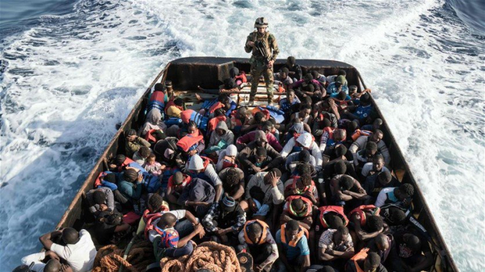 149 refugees evacuated from Libya to Italy