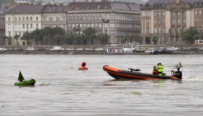 Detenido el capitán del barco que colisionó con el barco turístico en Budapest