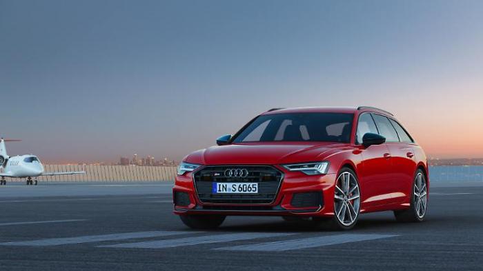 Neue S-Modelle von Audi nur als Diesel