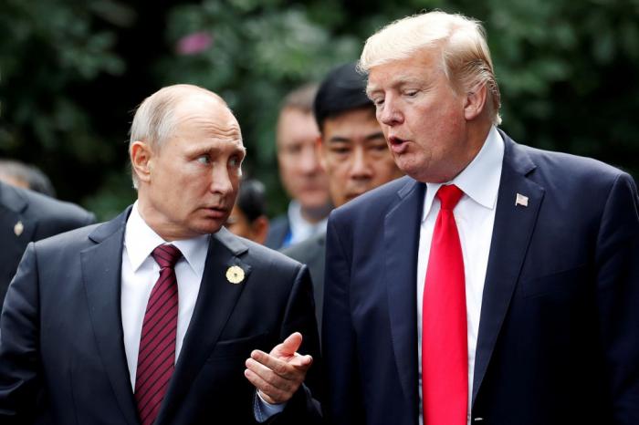 Trump et Poutine ont évoqué le Venezuela lors d
