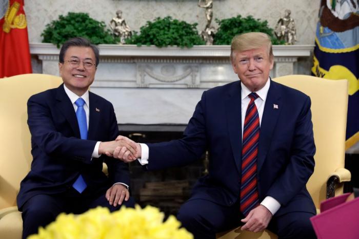 Trump va se rendre en Corée du Sud fin juin
