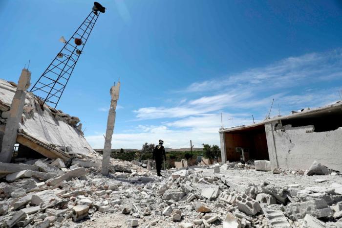 Syrie:   des missiles israéliens frappent une position du régime (OSDH)