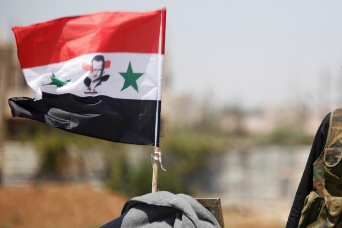 Syrie: Washington soupçonne Damas d
