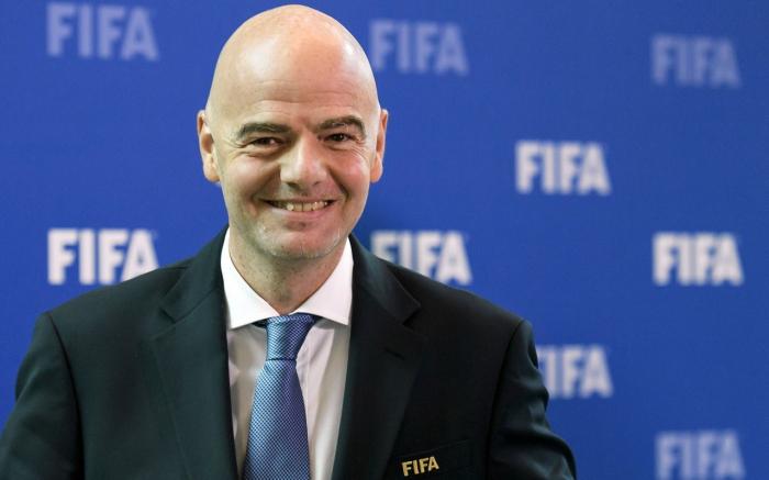"""FIFA prezidenti """"Qarabağ""""ı təbrik edib"""