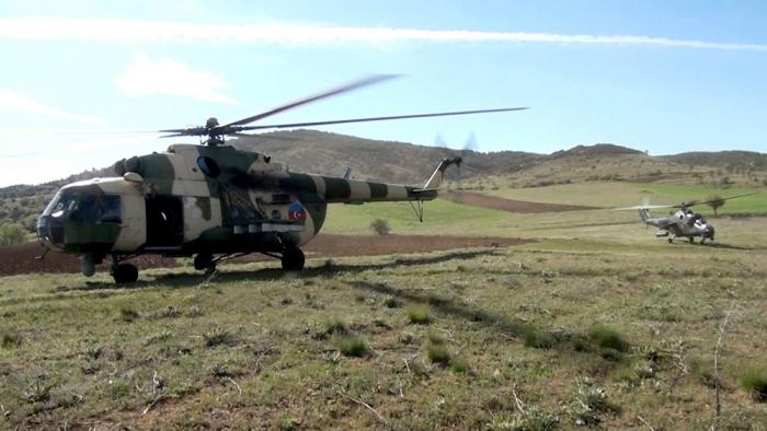 "The ""Anatolian Phoenix-2019"" exercises continue -  VIDEO"