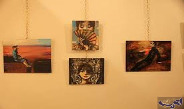 التراث العربي يسيطر على الأعمال الفنية في معرض استوكهولم الدولي