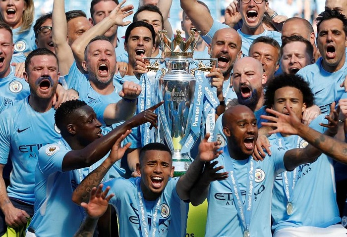 Manchester City crowned Champions of tightest Premier League title