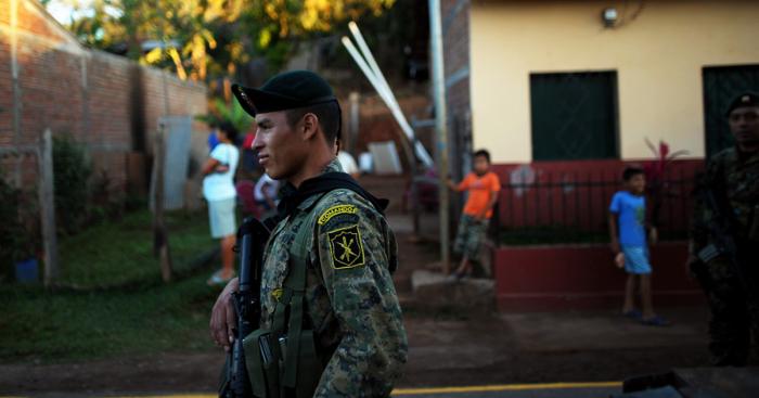 El Salvador wartime parties suspend controversial amnesty bill