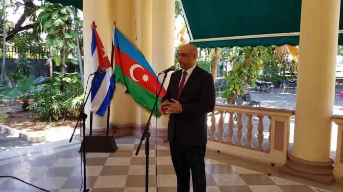 Kubada Azərbaycanla bağlı tədbir keçirilib