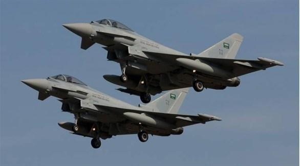 التحالف يدمر مخازن أسلحة للحوثيين في حجة
