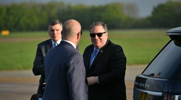 بومبيو يتوجه إلى روسيا للقاء بوتين