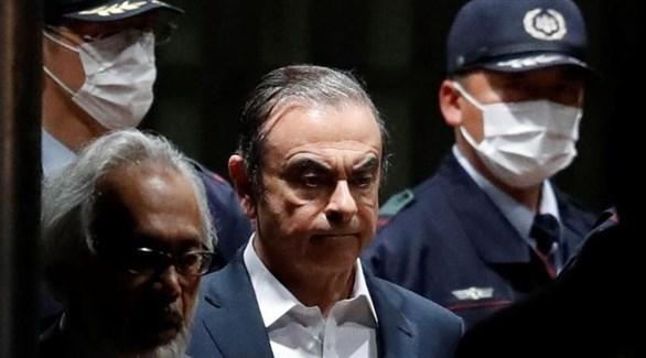 ادعاء طوكيو يطلب تعديل لائحة اتهام كارلوس غصن