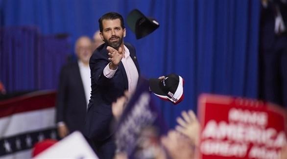 ترامب الابن يمثل أمام مجلس الشيوخ