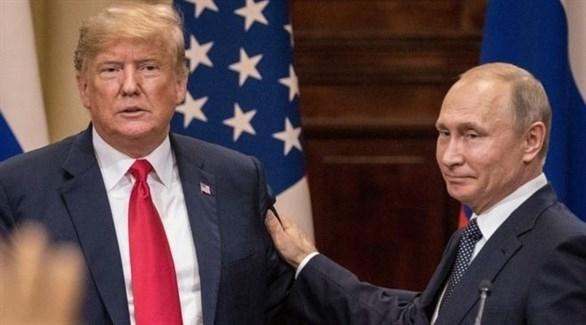 بوتين: ربما ألتقي ترامب على هامش مجموعة العشرين