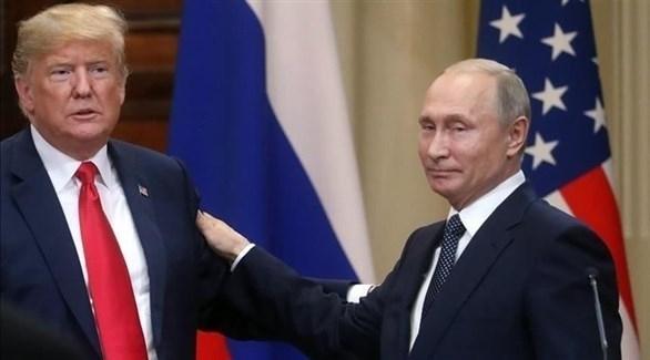 """موسكو تنتظر """"مبادرة"""" واشنطن للقاء بوتين وترامب"""