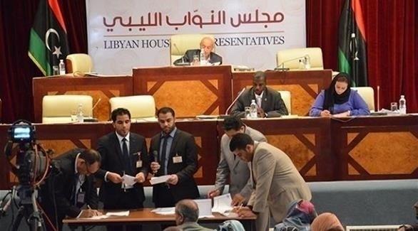 ليبيا: مجلس النواب يصدر بياناً شديد اللهجة ضد قطر وتركيا