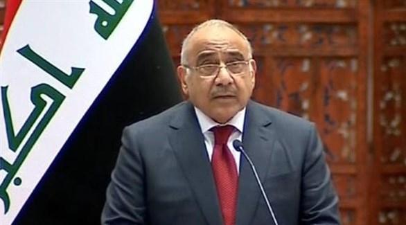 """رئيس وزراء العراق يحذر من """"حرب مدمرة"""" في المنطقة"""