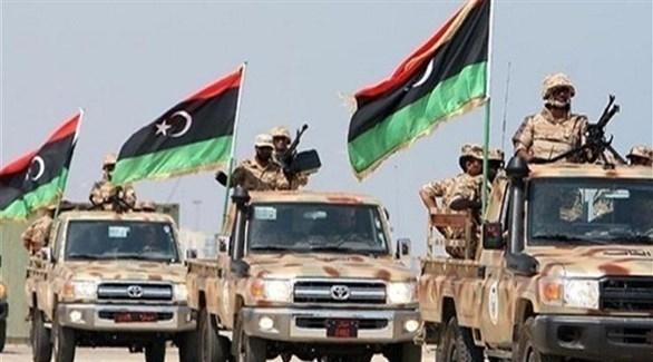 الوطني الليبي يعلن تقدمه على جميع المحاور باتجاه طرابلس