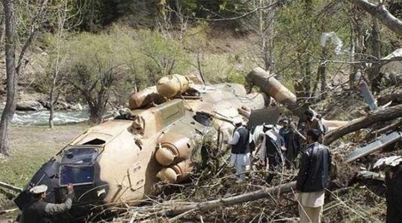 """أفغانستان: تحطم مروحية عسكرية خلال """"هبوط صعب"""""""