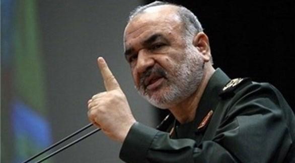 """جنرال إيراني يهدد: أسلحتنا """"السرية"""" ستغرق السفن الأمريكية"""