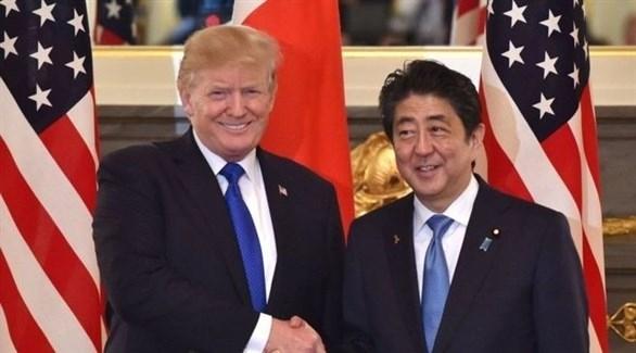ترامب يحث اليابان على ضخ استثمارات أكبر في بلاده