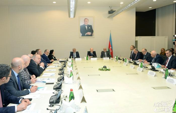 Azerbaijan bids for 2023 World Petroleum Congress