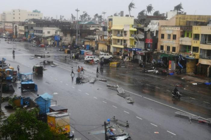 Au moins 64 morts   en Inde et au Bangladesh après le passage du cyclone Fani