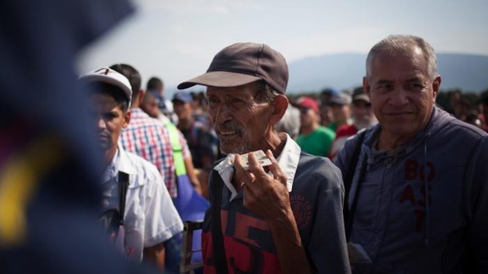 Hilfe wegen Flüchtlingen aus Venezuela angefordert