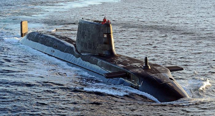 غواصة فشلت في قصف سوريا تدخل قائمة أغلى وسائل النقل البحرية