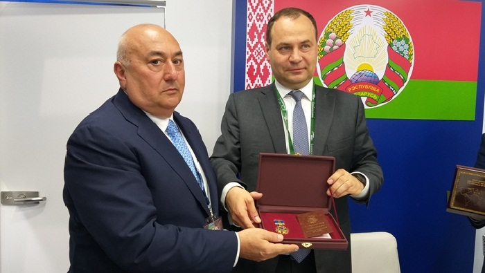 Azerbaijan discussed military cooperation with Belarus and Serbia