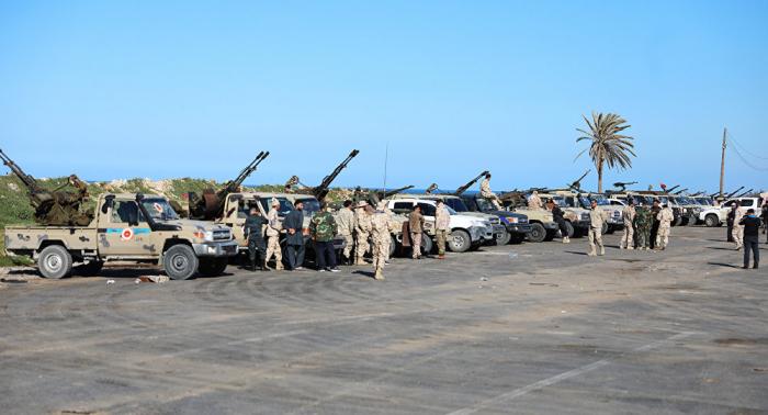 الاتحاد الأوروبي يترقب وقف الأنشطة المسلحة في ليبيا واستئناف الحوار