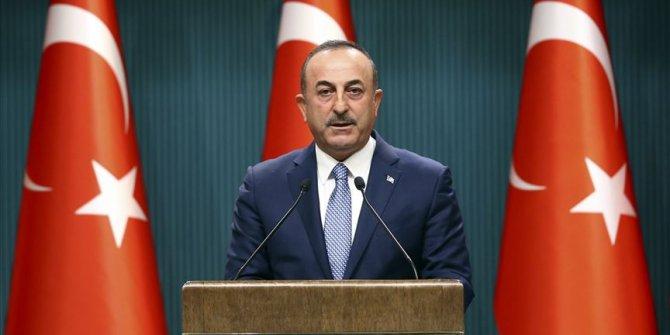 Canciller turco:   Turquía está trabajando activamente para resolver el conflicto de Nagorno-Karabaj