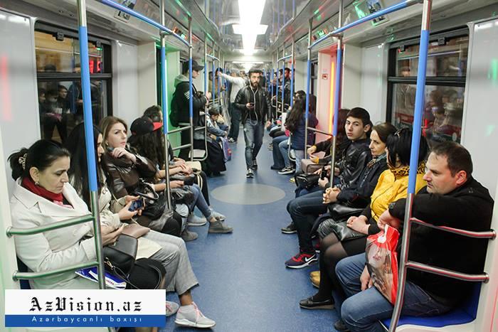 Bakı metrosu gecə 4-ə qədər işləyəcək