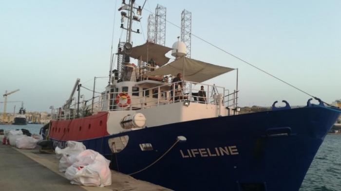 """""""Mission Lifeline"""" nennt Geldstrafe gegen Kapitän """"desaströs"""""""
