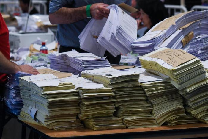 """Europawahl 2019: Wahlbeteiligung höchste """"seit mindestens 20 Jahren"""""""