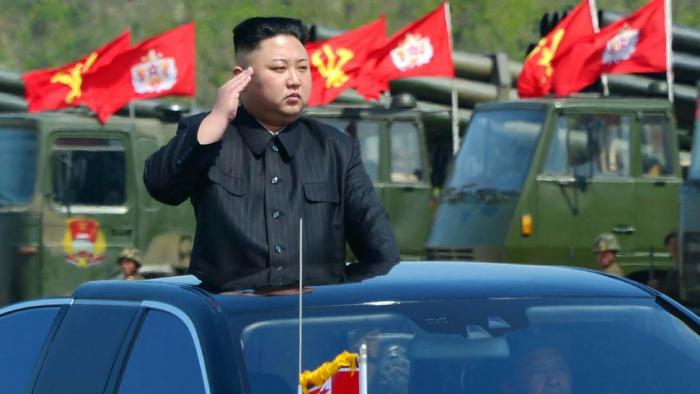 La Corée du Nord a lancé un projectile non identifié, selon l