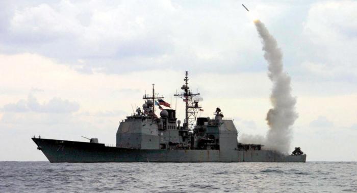"""صواريخ """"توماهوك"""" الأمريكية تتوجه إلى إيران واستعدادات لبداية """"حرب كبرى"""""""
