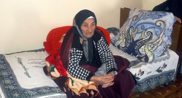Azərbaycanda ən yaşlı seçici – Onun 125 yaşı var (FOTO)