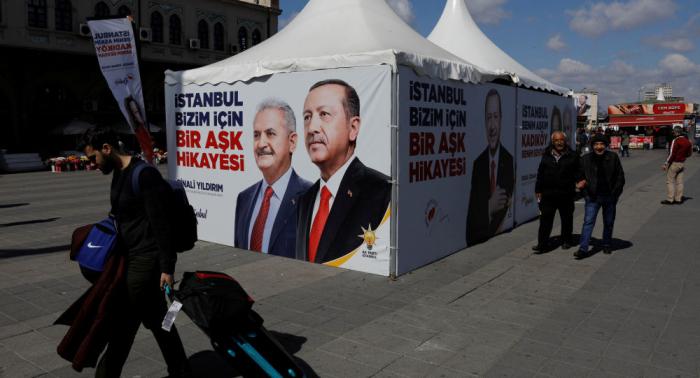 AKP seçki hazırlığına başladı