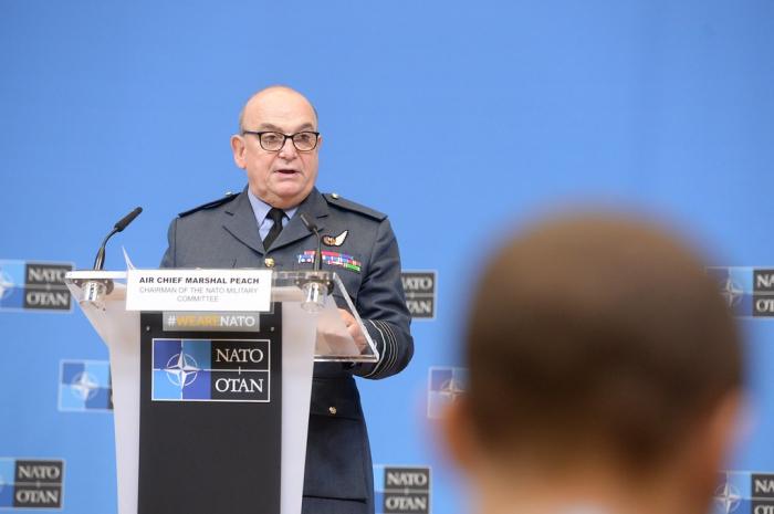 NATO Rusiyanı Krımdan çıxmağa çağırdı
