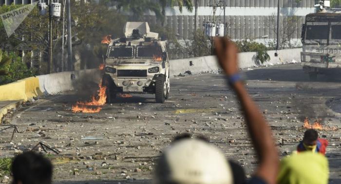 واشنطن: المحادثات بين ممثلي غوايدو ومادورو لا تعني تنازلا من المعارضة