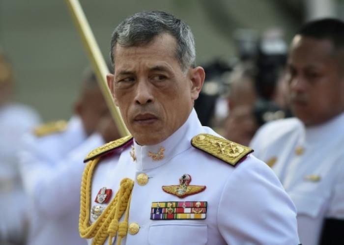 Le roi de Thaïlande ouvre le premier Parlement depuis le coup d