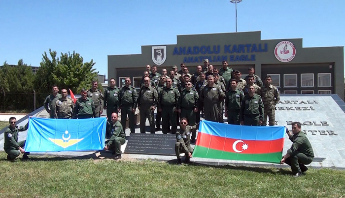 """Briefing held on beginning of the exercises """"Anatolian Phoenix-2019"""" -  VIDEO, PHOTOS"""